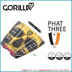 GORILLA GRIP  デッキパッド PHAT THREE 【RCP】【05P02Mar14】