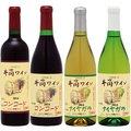 「国産新酒2016」 無添加コンコード/ナイヤガラ 720ml 【井筒ワイン】