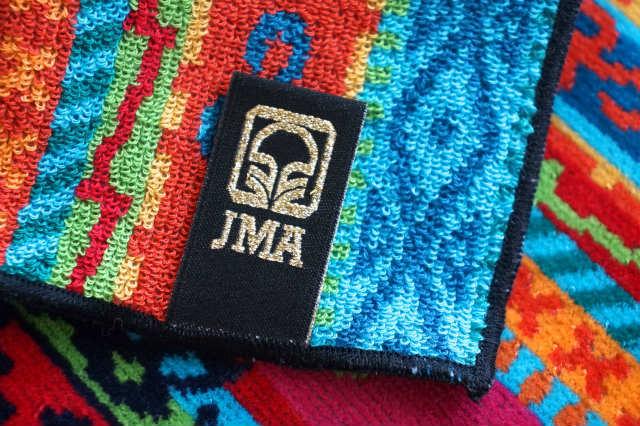 JMA/タオルハンカチ/インポートタオル/ヨーロッパ/カラフル/ブランド/タオル/おしゃれ/ユニセックス/男女兼用/メンズ