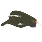 montrail(モントレイル) RUNNING VISOR Men's  O/S(ワンサイズ)  347(SURPLUS GREEN)  XU6352