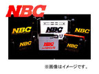 NBC バイク用バッテリー 23151006 GEL 4L-BS