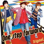 【送料無料】CD/One step forward/Trignal 【新品/103509】