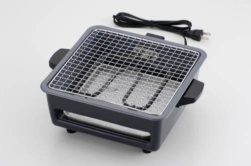 家庭用電気コンロ 卓上コンロ 脂取り専用トレイ付 - エイムキューブ画像5
