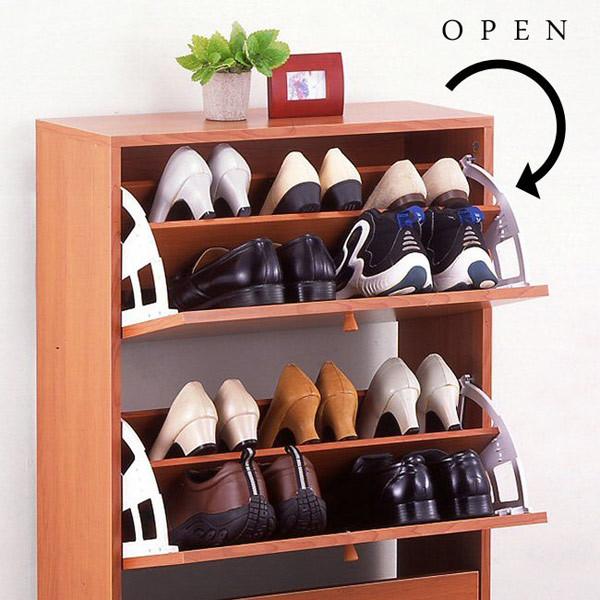 シューズラック 靴 収納 エントランス , aimcube画像3