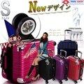 スーツケース小型・超軽量・Sサイズ・TSAロック搭載・w車輪・旅行かばん・キャリーバッグ・1年保証付き 6212アウトレット