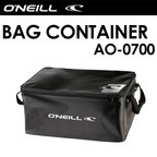 O'neill,オニール,サーフィン,防水,ウェットバッグ●BAG CONTAINER バッグコンテナ AO-0700