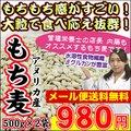 【予約:4月29日発送】お試し価格♪【メール便対応商品】もち麦1kg(500g×2袋)アメリカ産【大麦】【メール便送料無料】