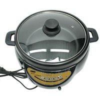 【グリル鍋 電気グリル鍋】電気グリル鍋【グリル 鍋】HG-135【D】