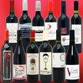 ワインセット 【送料無料】優秀ワインが詰まったボリューム満点!美味しいもの名産地より直輸入赤12本セット≪第205弾≫^W0GE39SE^
