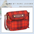 マークバイマークジェイコブズ MARCBYMARCJACOBS 'Preppy Nylon - Natasha' Crossbody Bag, Small レッド