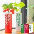 ペットボトル簡単栽培セット ペットマト&グリーティング