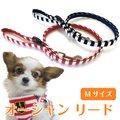 【送料無料】  犬用 オーシャン リード 【単品】【 Mサイズ 】