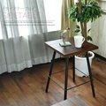サイドテーブル 幅40 木製 パイン ベッドサイド ソファーサイド テーブル 作業台 コンパクト バーチェアーにも