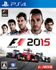 F1 2015 【PS4】【ソフト】【中古】【中古ゲーム】