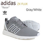 【送料無料】adidas Originals ZX Flux / Racer / Gray / White 【アディダス】【Unisex】【S79006】