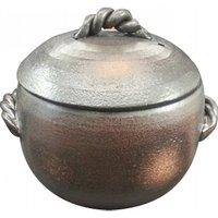 土鍋2合玄米ごはん鍋 萬古焼 和食器 調理器具/S1513