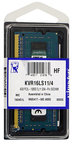 Kingston製■KVR16LS11/4■SODIMM DDR3L PC3L-12800 4GB■未開封【ゆうパケット対応】