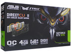 【送料無料】【中古】ASUS製グラボ■STRIX-GTX970-DC2OC-4GD5■PCIExp 4GB■