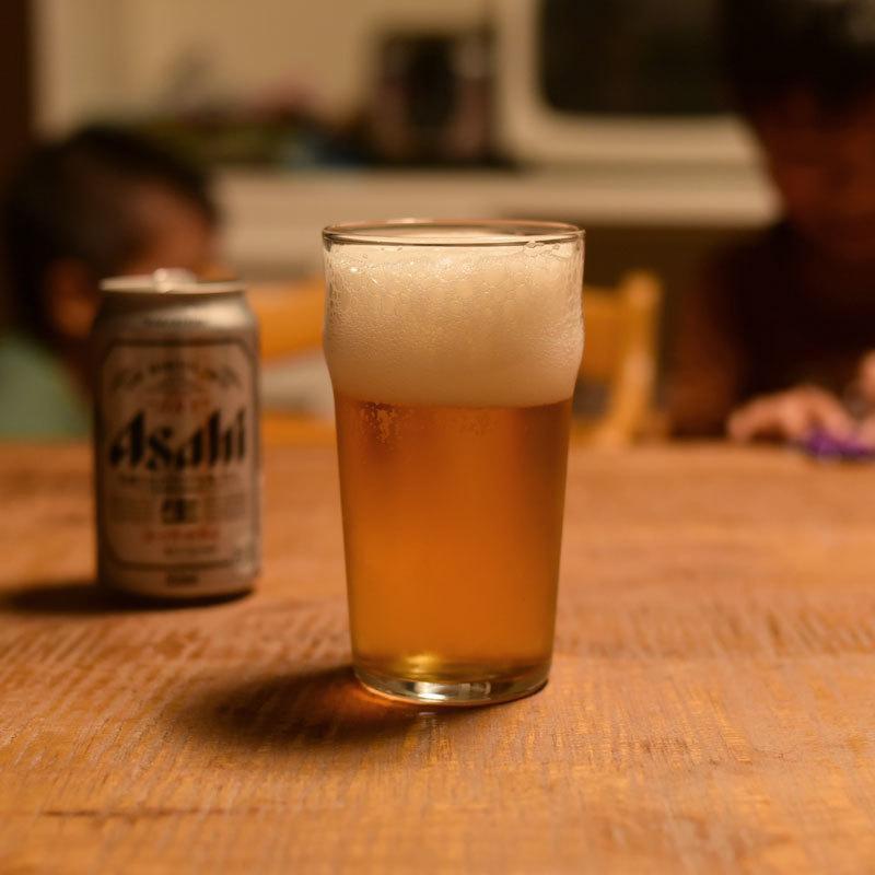 ノニック 1パイント ビアグラス/...