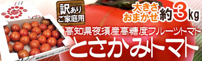 とさかみトマト