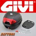DAYTONA/GIVI 95675/K30N モノロックケース/汎用ベース付き【30L】レッドレンズ仕様 デイトナオリジナル