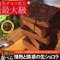 【情熱と誘惑の生ショコラ】 割れチョコ専門店の贅沢生チョコ  4種類からお選びいただけます/チョコレート/ショコラ