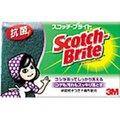 スコッチ・ブライト 抗菌ウレタン スポンジだわし 住友スリーエム  9500円以上購入で送料無料