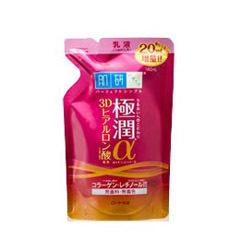 肌研 極潤α 3Dヒアルロン酸保湿乳液 つめかえ用 140ml