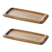 ケヴンハウン カフェトレイ&ロングカッティングボード S KDS.107/2 (2枚セット) [ケヴンハウン: キッチン用品 調理用具・器具 まな板][KEVNHAUN]