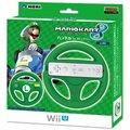 【中古即納】[ACC][Wii]マリオカート8 ハンドル for Wiiリモコン ルイージ ホリ(WIU-069)(20140529)