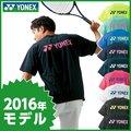 ヨネックス(YONEX) ユニセックス テニス 半袖Tシャツ (RWAP1601)