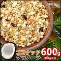 【数量限定】 送料無料 ココナッツグラノーラ メガ盛 1kg (500g×2)