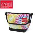 マンハッタンポーテージ 限定 メッセンジャー バッグ MP1603TD Manhattan Portage Tie Dye Print Fabric Casual Messenger Bag【FF-08njtd】●