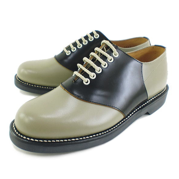 Saddle Oxford Shoes for Men