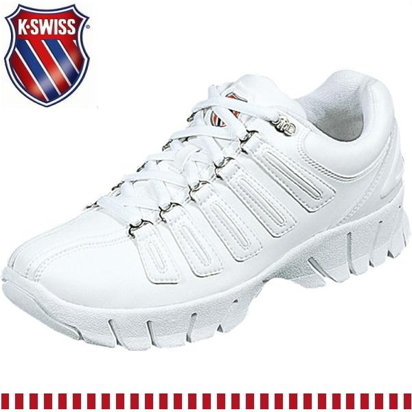○K・swiss【ケースイス】 EVAR【エバー】 メンズス|靴のリード【ポンパレモール】