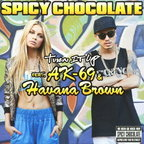 【CD】Turn It Up Feat.AK-69&Havana Brown(DVD付)/SPICY CHOCOLATE [UICV-5023] スパイシー・チヨコレート【新品/103509】