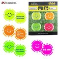 キャスコ Kasco KIRA smile カジノコインマーカー 4個セット KIZM1610A