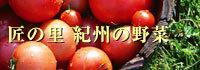匠の里 紀州の野菜