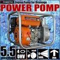 エンジンポンプ 水ポンプ 排水ポンプ 2インチホース対応【翌日配達】【配送種別:B】★
