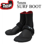 2016 Tabie タビー 5mm サーフブーツ SURFING BOOTS [KW4380N] サーフィンブーツ