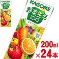 カゴメ 野菜生活100 オリジナル 200ml×24本 【カゴメ野菜ジュース kagome】【jo_62】【p5】