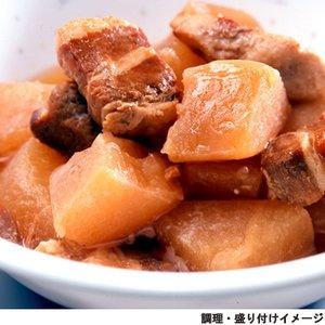 【上野食品】レトルト和風煮物 豚バラ大根