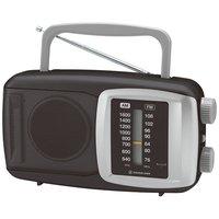 小泉成器 SAD-7220/ K ホームラジオ ブラック