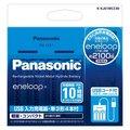 Panasonic K-KJ61MCC40 単3形エネループ4本付USB入力充電器セット