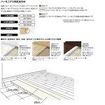 床造作材 床見切り材 LZY●●A42J 1本入り ハーモニアス用床造作材 LIXIL【床材】【建材】【造作材】【フロア】【リフォーム】【DIY】