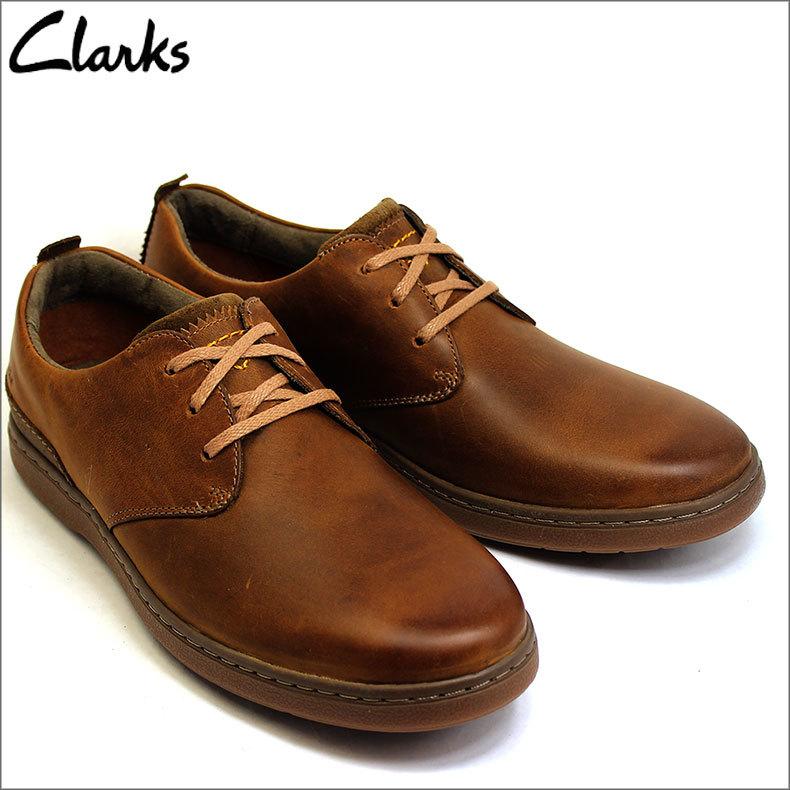 ブランド名:クラークス/Clarks 商品:靴品番:26102568 カラー:タン素材:レザー