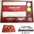 ブリヂストン TOUR B330RX G4BR2R ゴルフボールギフト ボール タオル ティー マーカー【ゆうパケット不可】