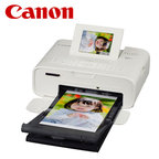 CANON コンパクトフォトプリンター セルフィー SELPHY CP1200 CP1200-WH ホワイト 【送料無料】