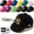 【再入荷】 ニューエラ キャップキーホルダー ニューヨークヤンキース 12カラーズ New Era Cap Key Holder New York Yankees 12Colors