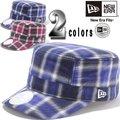 二ューエラ ワークキャップ WM01 アジャスタブル ゴルフ チェック 2カラーズ New Era Work Cap WM01 Adjustable Golf Check 2Colors